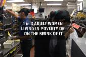 70 million women, kids living in poverty