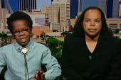 Boy, 12, takes on Dallas politicians