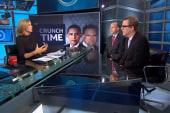 Debate: Obama practicing short answers,...
