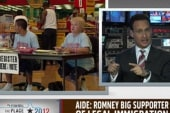 Is Romney 'too conservative' on immigration?