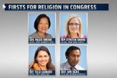 Diversity in Congress grows
