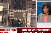 NYC displays 'caution' near landmarks