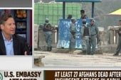Engel: Kabul attack serious, but not most...
