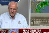 FEMA Dir.: 'People need to leave early'