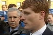 Entitlement absent from Kennedy campaign