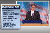 Romney: Obama won election by handing out ...