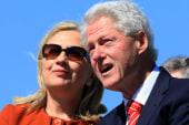 Clinton to kick off book tour