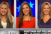 Huntsman daughters address criticism over...