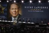 NRA leaders look to 2014