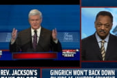 Rev. Jesse Jackson on Newt Gingrich, Voter...