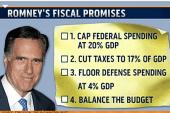Romney's alternative budget
