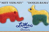 Introducing the 'Mitt Yum-ney' and 'Dough...