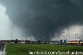 Storm chaser: This is the largest tornado...