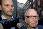 James Murdoch resigns from newspapers