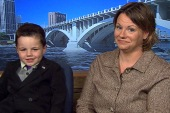 Four-year-old mayor: 'I'm the boss'