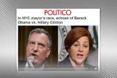 How the NYC mayoral race looks like Obama...