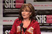 Sarah Palin's star power fading?