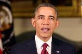 Obama sets tone for 2014