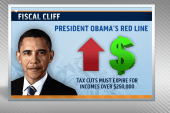 Obama up for fight on the fiscal cliff, Libya