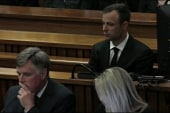 Judge says Pistorius looked 'exhausted'