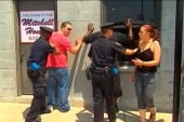 Judge calls stop & frisk form of racial...
