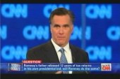 Questions continue for Romney on taxes