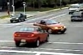 Drivers seeing red over red light cameras