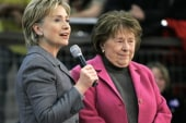 Mother of Hillary Clinton dies at 92