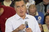 Romney's shrinking path and changing message
