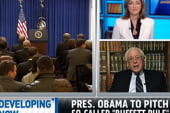 Pres. Obama renews populist pitch, urges...