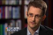 Edward Snowden explains his motives