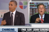 GOP hits Obama over Univision remarks