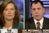 Payroll tax cut showdown takes shape