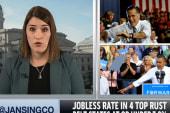 Shira Toeplitz: Election could come down...