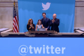 Twitter IPO launches without incident
