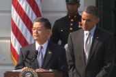 Is this Eric Shinseki's last stand?