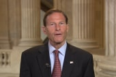 Sen. Blumenthal: WH made mistake on Bergdahl