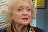 Will Betty White go out with a Marine?