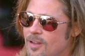 Brad Pitt promotes new movie in Cannes