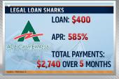 Predatory lenders target members of the...