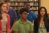 Florida students keep hope alive