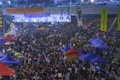 Democracy in danger in Hong Kong