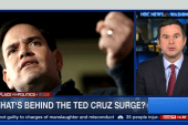 Cruz and Rubio catching up to GOP...