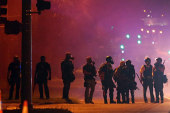 Tensions escalate among Ferguson community