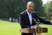 Obama:  Won't tolerate safe havens for...