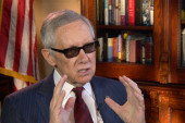 Harry Reid: Hillary 'has a clear field'