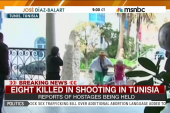 Hostages held in Tunisian museum