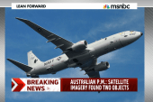 U.S. Navy Plane Is Airborne in Malaysian...