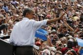 Obama jokes Clinton 'secretary of...