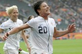 U.S. women nearing World Cup glory